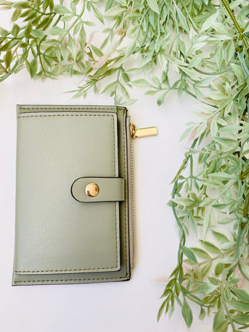 spring breeze wallet