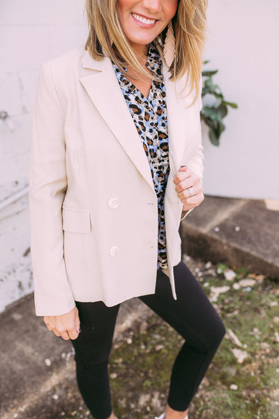 dolly blazer
