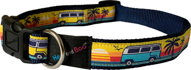 Hem & Boo dog collar. Camper vans