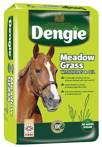 Dengie Meadow grass with herbs and oil