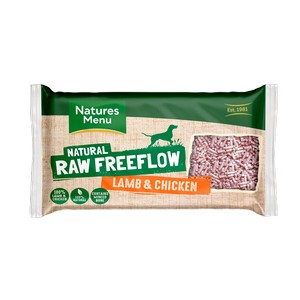 Natures Menu Freeflow chicken & lamb mince 2kg