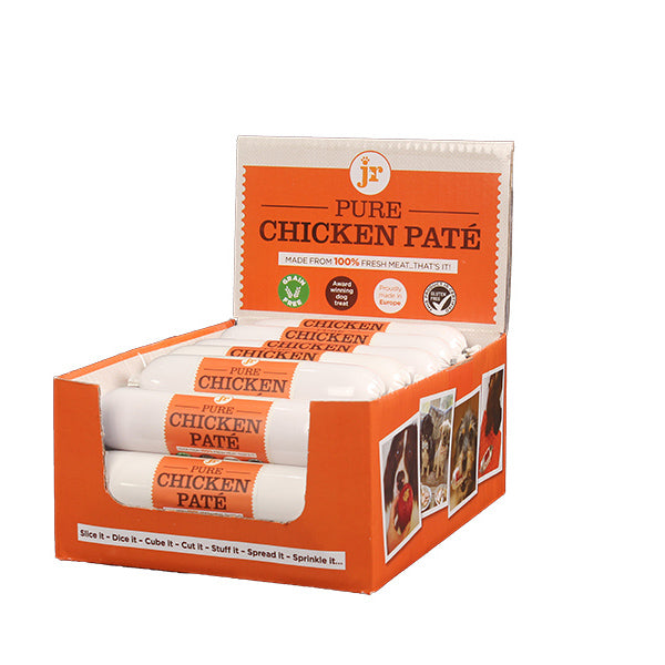 JR Pure Pate chicken 200g