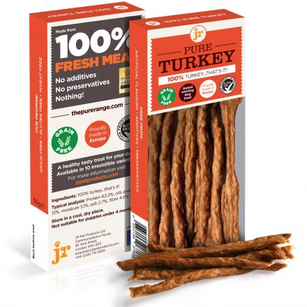 JR Pure sticks. Turkey 50g