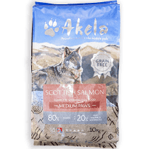 Akela 80/20  salmon 1.5kg medium paws