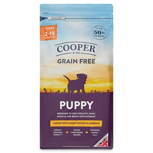 Cooper & Co puppy 10kg