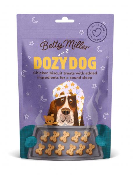 Betty Miller Dozy Dog treats