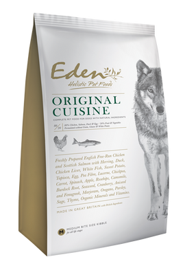 Eden Original cuisine dog food 2kg