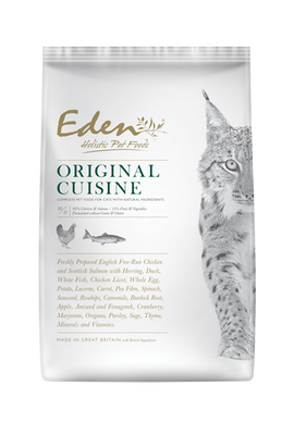 Eden Original Cuisine Cat Food 85/15
