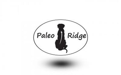 Paleo Ridge raw dog food. Beef and duck complete