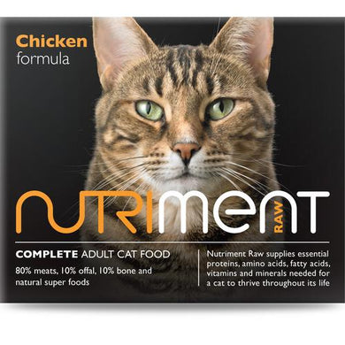 Nutriment Chicken formula for Cats
