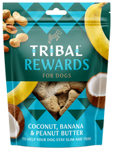 Tribal Rewards with Coconut, banana and peanut butter 125g