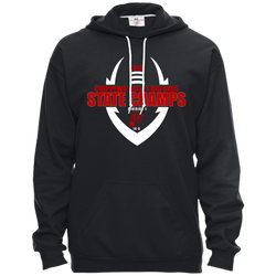 2018 State Champs 71500 Anvil Pullover Hooded Fleece
