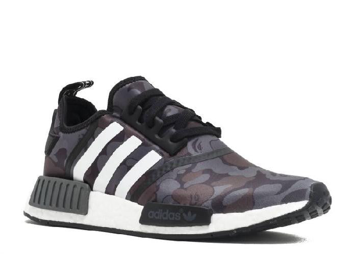 Fashion Cheap Adidas Canada NMD R1 JD Sports Grey Dark Mens