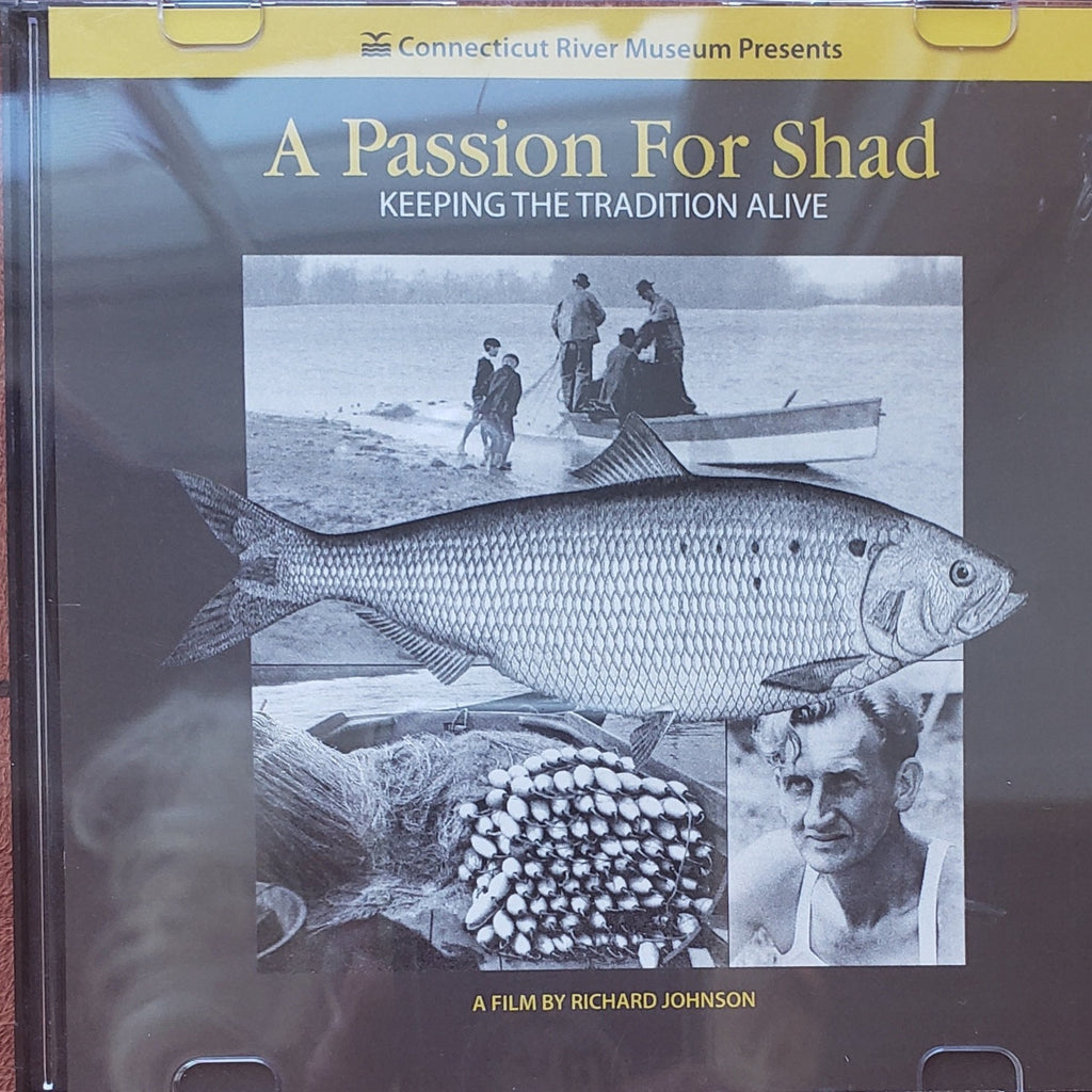 A Passion for Shad - by Richard Johnson