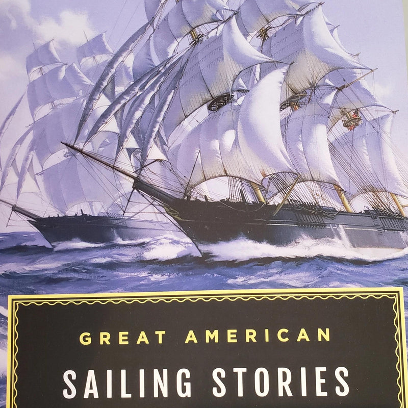 Great American Sailing Stories by Tom McCarthy