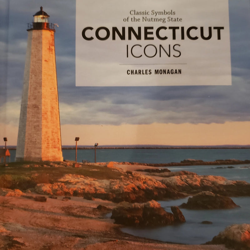 Connecticut Icons by Charles Monagan