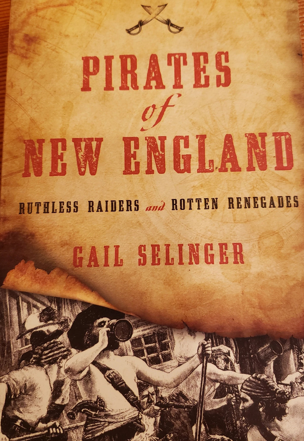 Pirates of New England by Gail Selinger