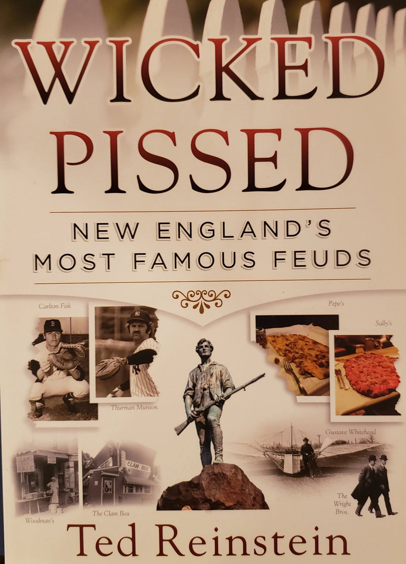 Wicked Pissed by Ted Reinstein