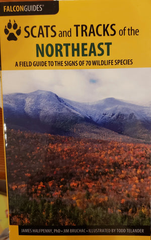 Scats and Tracks of the Northeast - A Falcon Guide