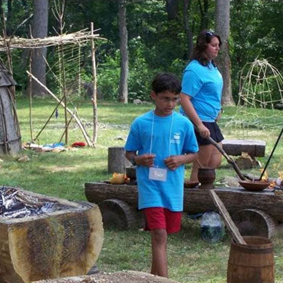 Finding the First Americans - July 8-12 (ages 9- 12)