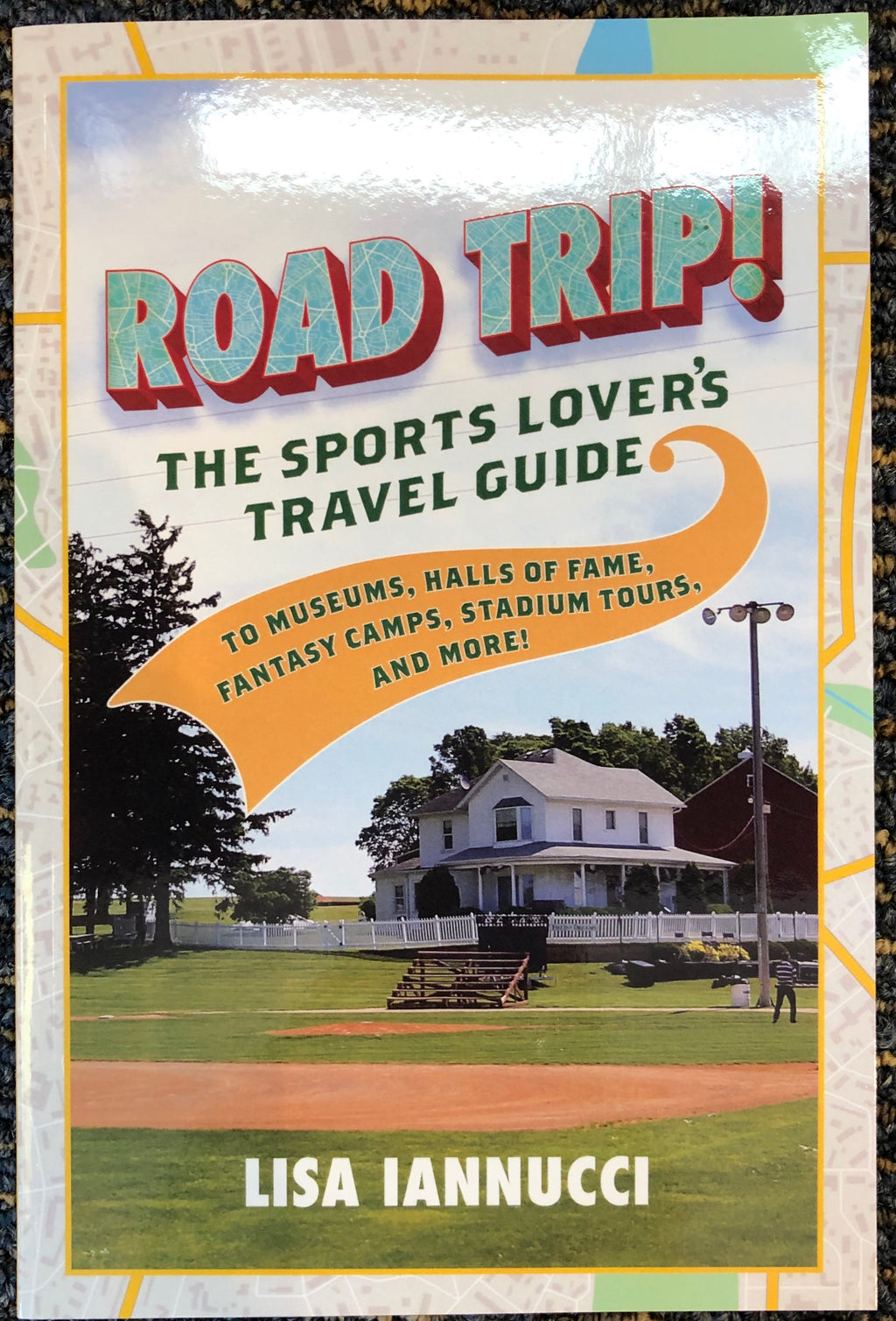 Road Trip! The sports lovers travel guide