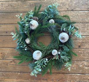 Wreaths of the River Valley Auction