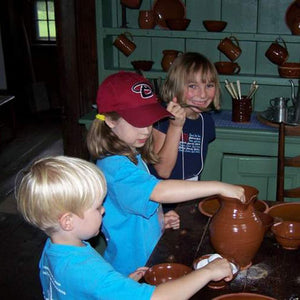 Colonial Survival Camp - July 20 - 24 (ages 6-8)