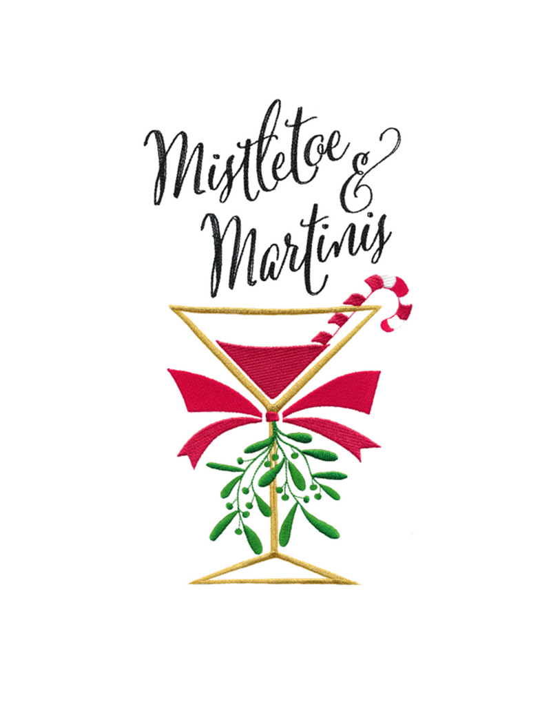 Virtual Mistletoe & Martinis 2020