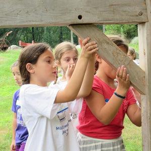 Homeschool  May 19, 2020 Trades on the Farm at Bushnell Farm, Old Saybrook