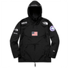 SUPREME x TNF Fleece Gore-Tex Pullover Jacket