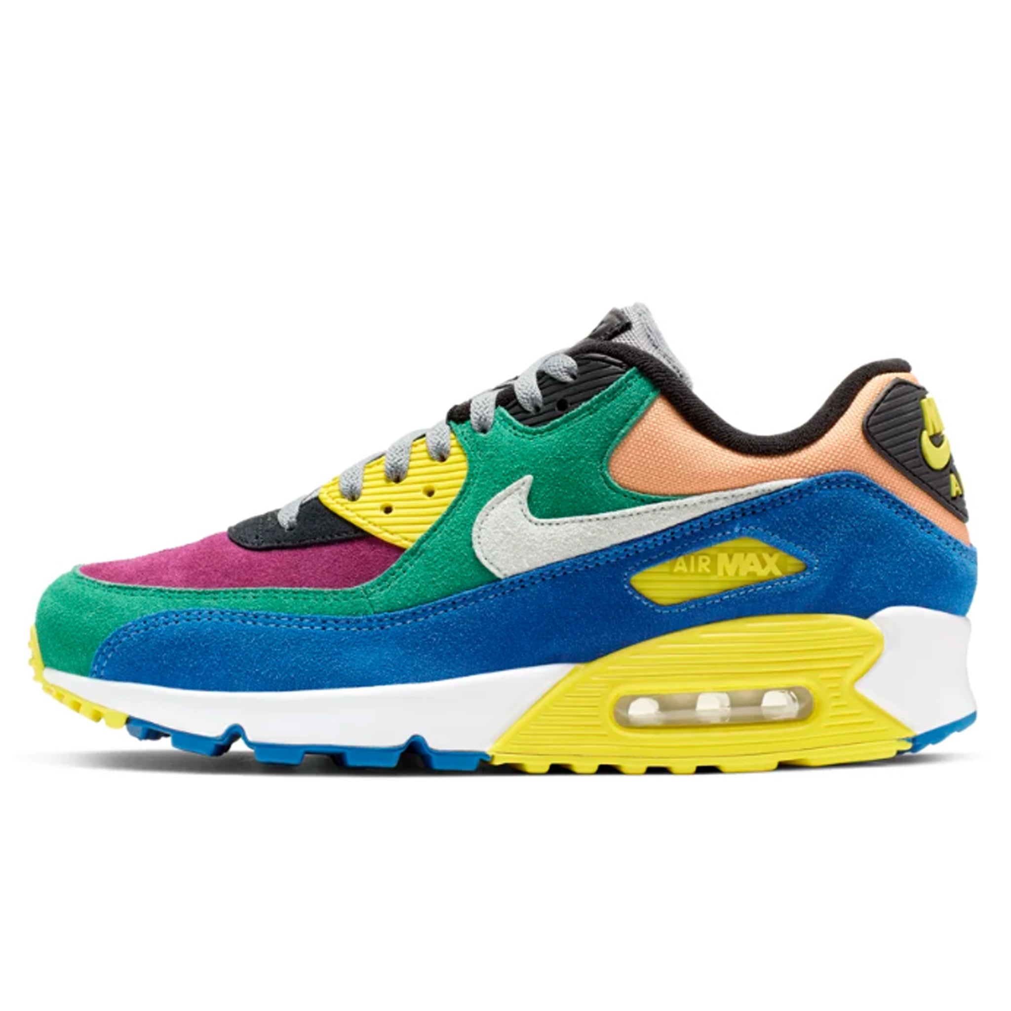 CD0917 300] Nike Air Max 90 QS Viotech 2.0 (Lucid Green