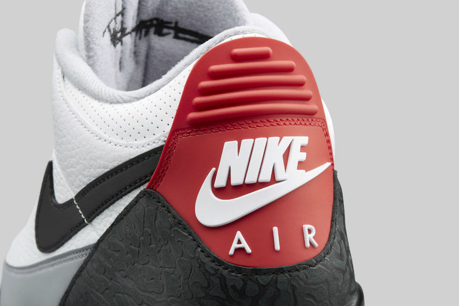 f9b11f00550 We will be receiving the Nike Air Jordan 3 Retro