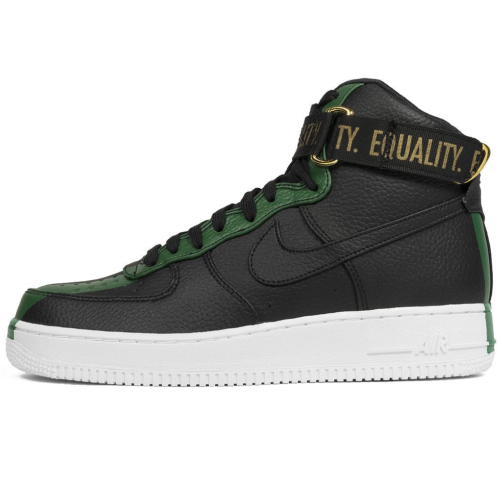 bd692e562b71c0 Nike Air Force 1 High Black History Month Available in Store and Online  Monday 2.5.18