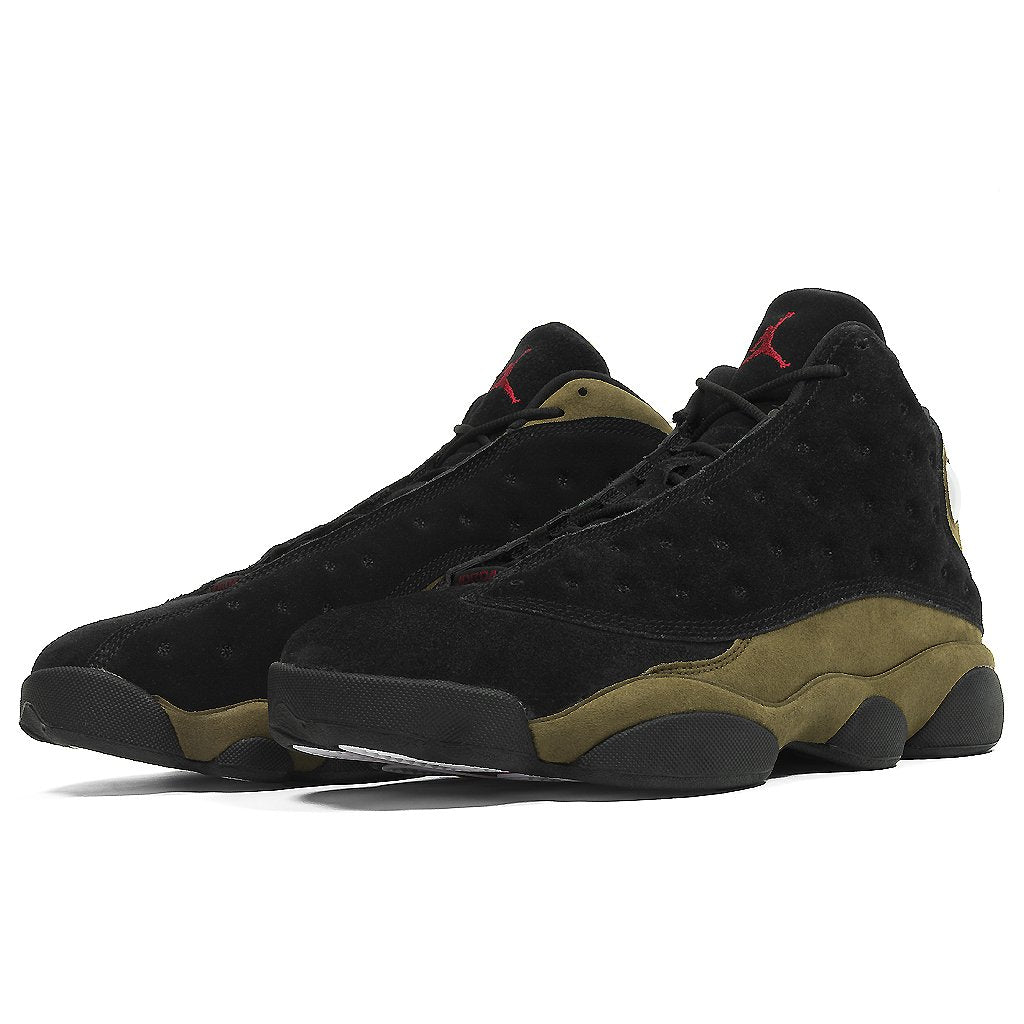 453e46f455046b Nike Air Jordan 13 Retro Light Olive Available in Store and Online Saturday  1.20.18