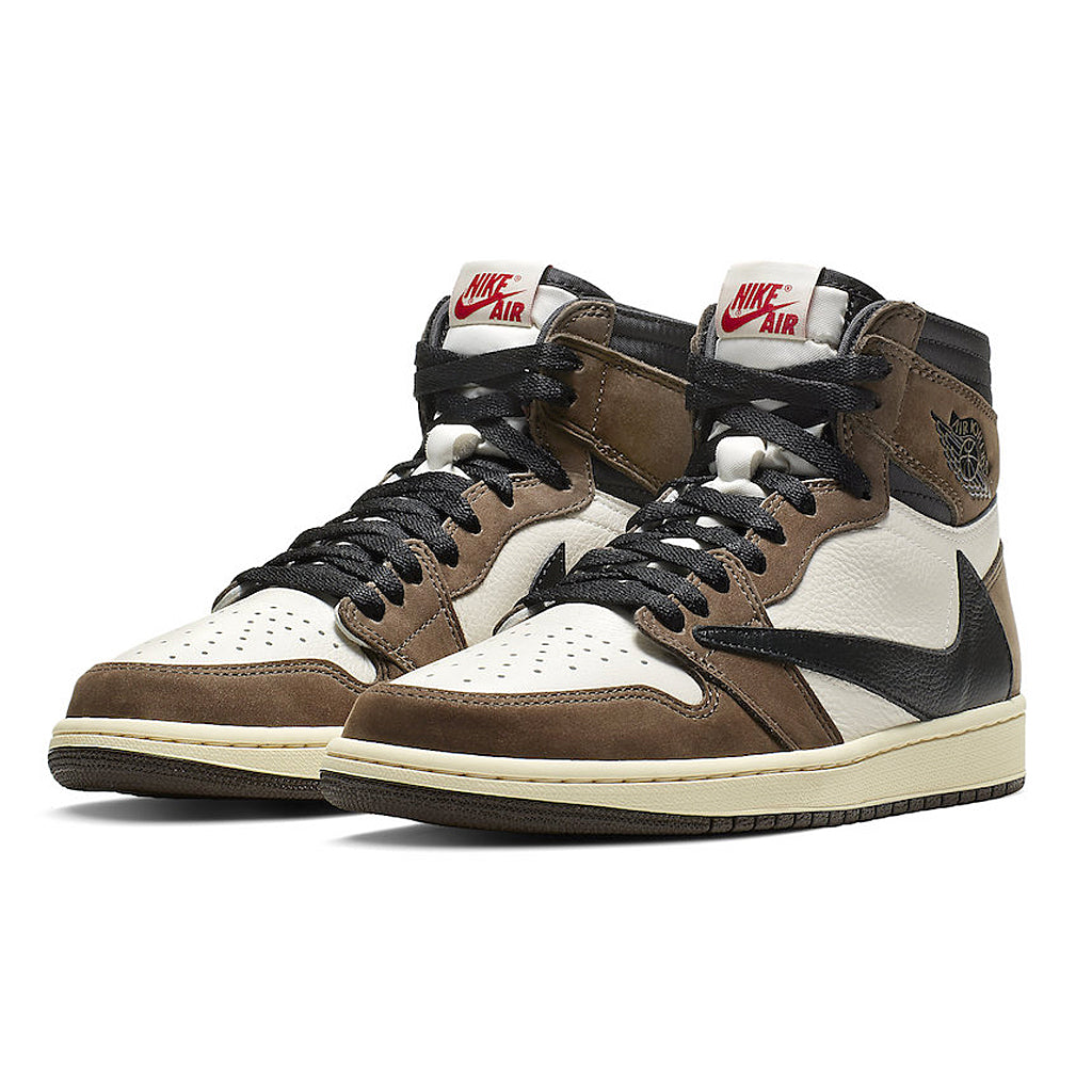 1b9a54fcc34842 We will be receiving the Nike Air Jordan 1 Retro High OG Travis Scott SP in Mens  Sizes on Saturday May 11th