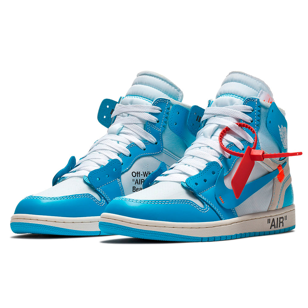 timeless design e8be3 d12f4 We will be receiving the Nike Air Jordan 1 Retro High Off-White UNC in Mens  Sizes on Saturday July 7th, 2018.