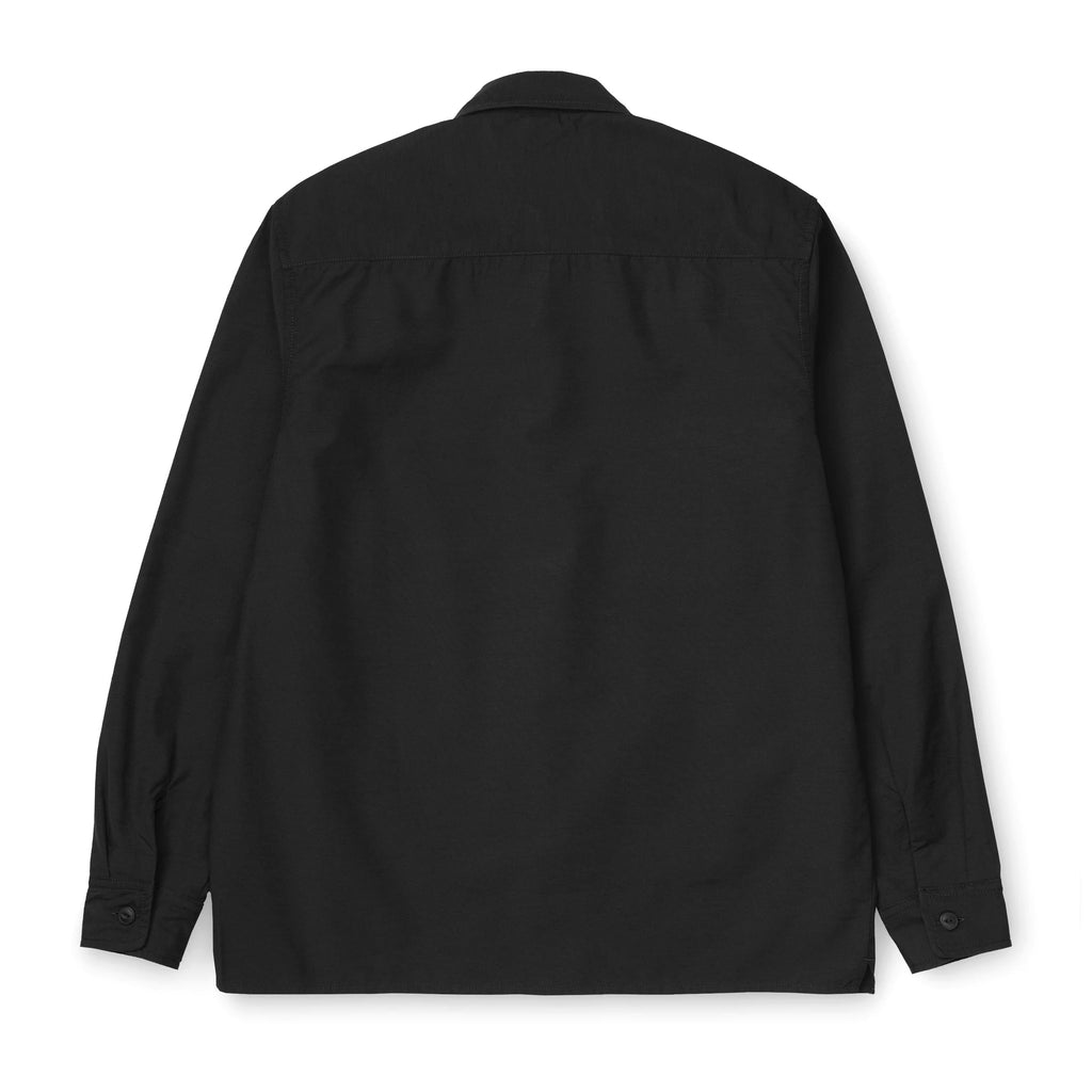 Carhartt WIP Field Shirt Rinsed Black