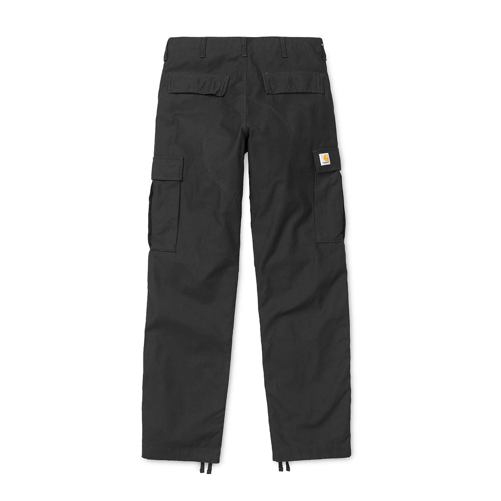 The Darkside Initiative - Carhartt WIP Regular Cargo Pants Black