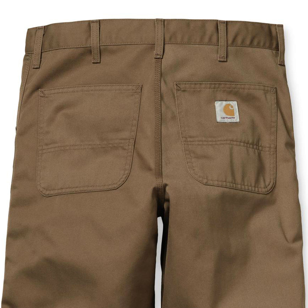Carhartt WIP Simple Pant Hamilton Brown