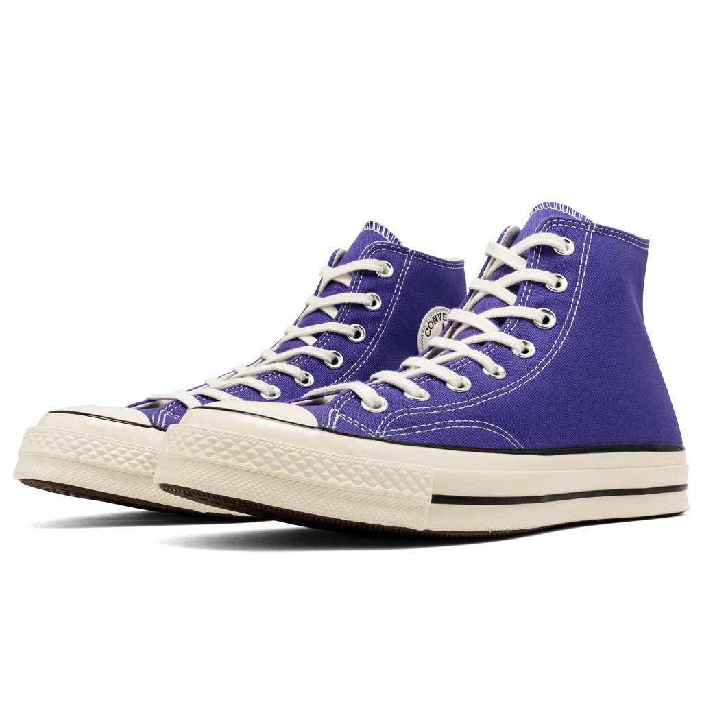 Converse Chuck Taylor All Star 70 Hi Nightshade Egret Black
