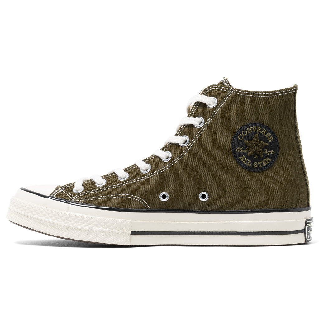 Converse Chuck Taylor All Star 70 Hi Surplus Olive