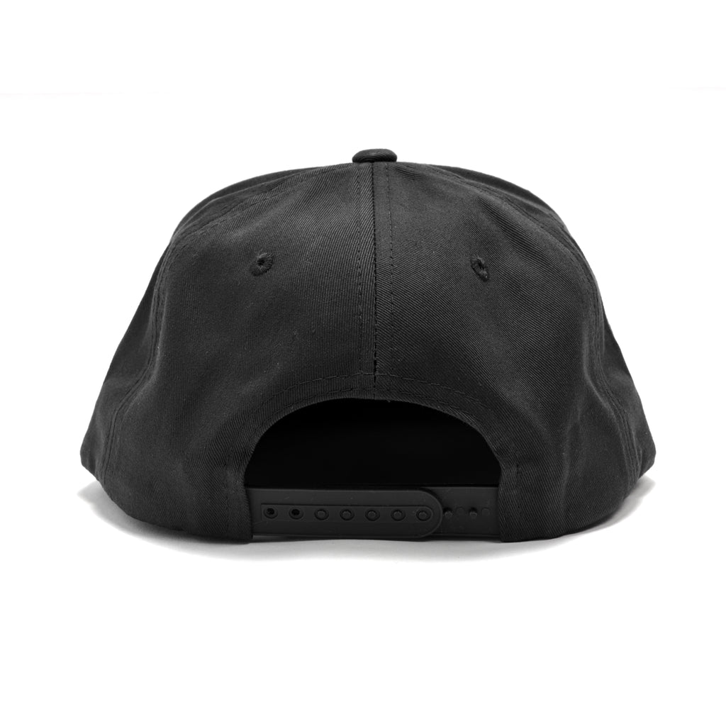 Hide and Seek Logo Baseball Cap Black