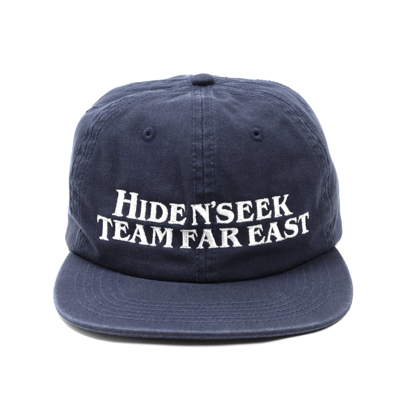 Hide and Seek Team Far East Cap Navy