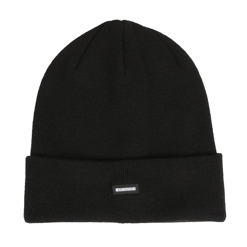 Neighborhood CI Beanie Black