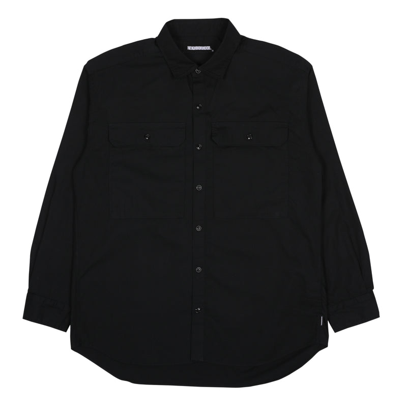 Neighborhood BP L/S Shirt Black
