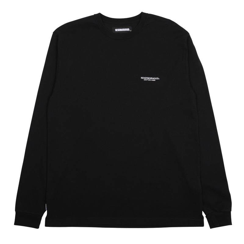 Neighborhood Classic C-Crew L/S T-Shirt Black
