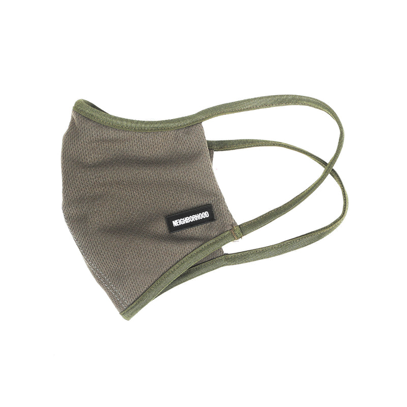 Neighborhood Guardian Face Mask Olive Drab