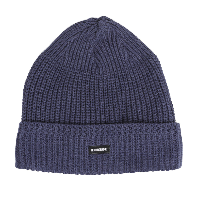 Neighborhood Jeep Knit Cap Navy