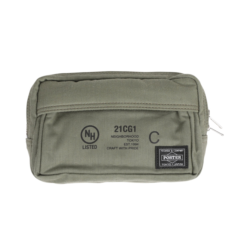 Neighborhood NHPT Pouch Olive Drab