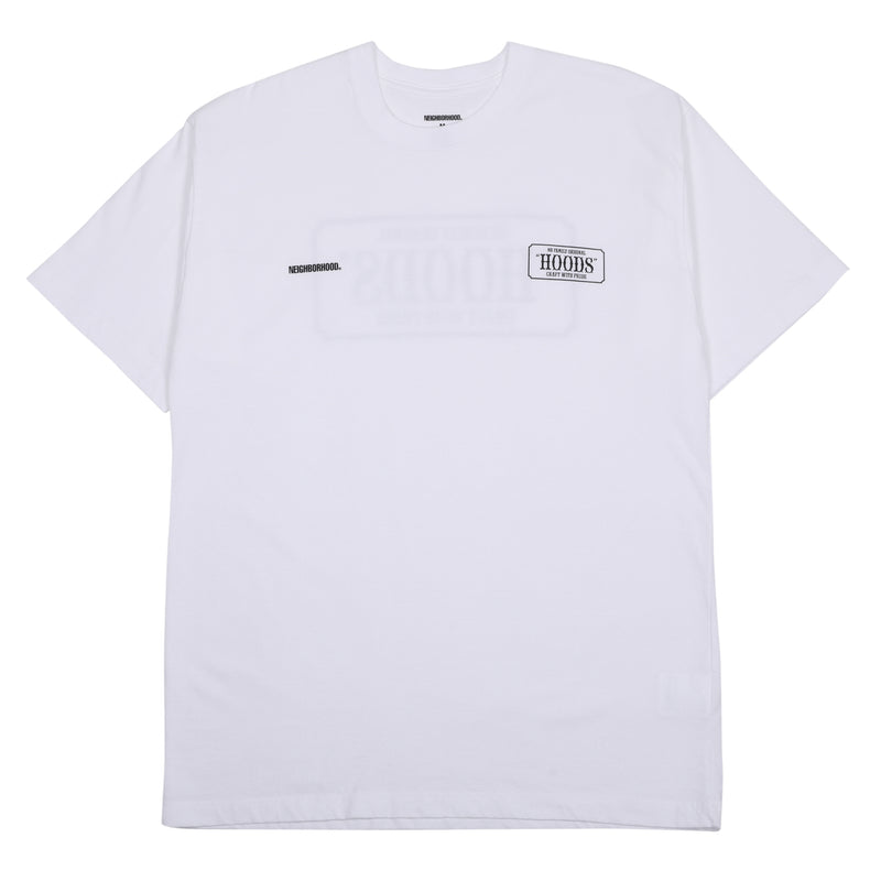 Neighborhood Hoods T-Shirt White